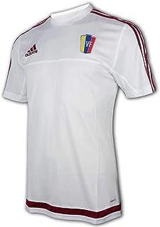 adidas Venezuela Training Shirt weiß FVF Fußball Trikot Jersey WM Fanartikel