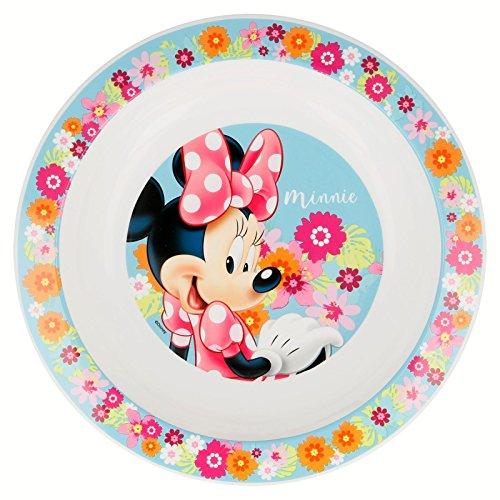 Disney 841249714548 Piatto Fondo per Microonde
