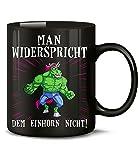 Golebros Man widerspricht dem Einhorn Nicht 5859 Büro Beruf Job Arbeit Geschenk Arbeitskollegin Fun...