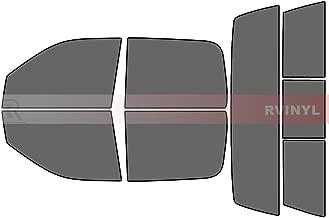 Rtint Window Tint Kit for Dodge Ram 1500 2500 3500 2009-2018 (4 Door) - Complete Kit - 35%