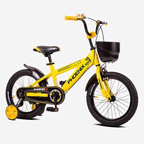 Kinderfürr r fürradfürrad des Kursteilnehmerfürrades einteilig, Geburtstagsgeschenk (Farbe   Gelb, Größe   12inches)