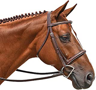 M. Toulouse Working Hunter Snaffle Bridle