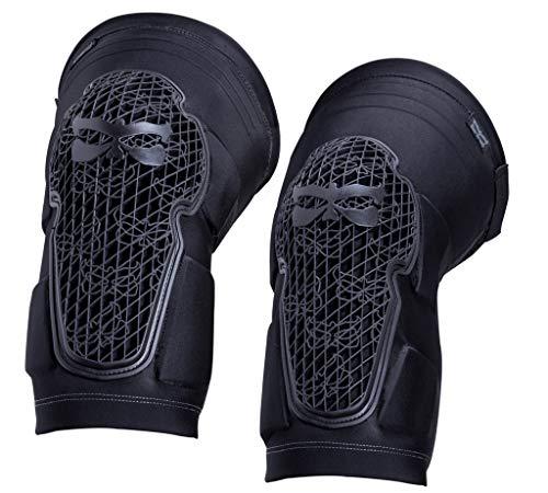 Kali Protectives Strike Knee/Shin Protection Knie-und Schienbeinschutz, schwarz/grau, S