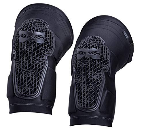 Kali Protectives Strike Knee/Shin Guard Black/Grey, L