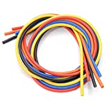 5 Colors x 3' 12AWG Silicone Wire high Power Cable Ultra Flexible for traxxas RC Truck Slash e-revo e-maxx x-maxx Boat brushless Motor ESC Speed Control