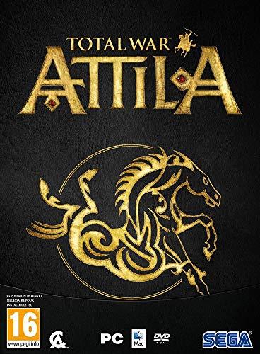 Sconosciuto Total War : Attila - édition spéciale - [Edizione: Francia]