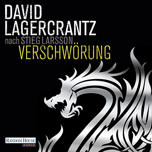 Verschwörung audiobook cover art