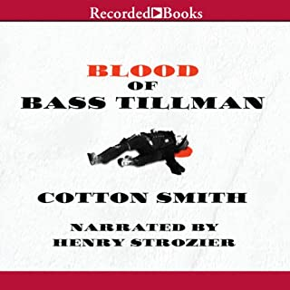 Blood of Bass Tillman audiobook cover art
