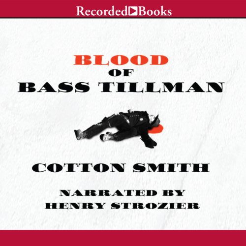 Blood of Bass Tillman cover art