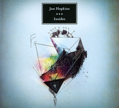Cover of Insides by JON HOPKINS