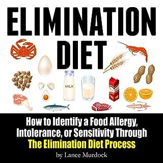 Elimination Diet audiobook cover art
