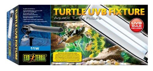 EXO TERRA Pantalla UVB Mini Compacto para Tortugas, 11 W