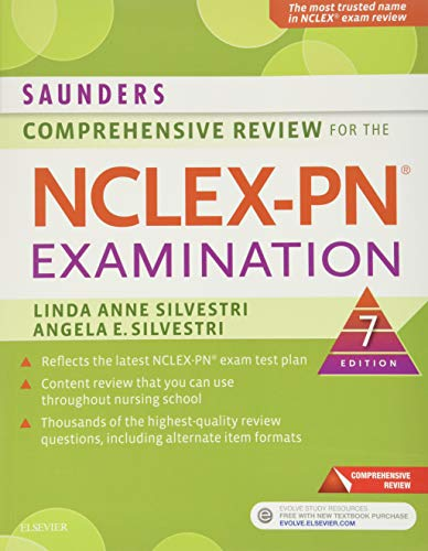 Saunders Comprehensive Review for the NCLEX-PN...