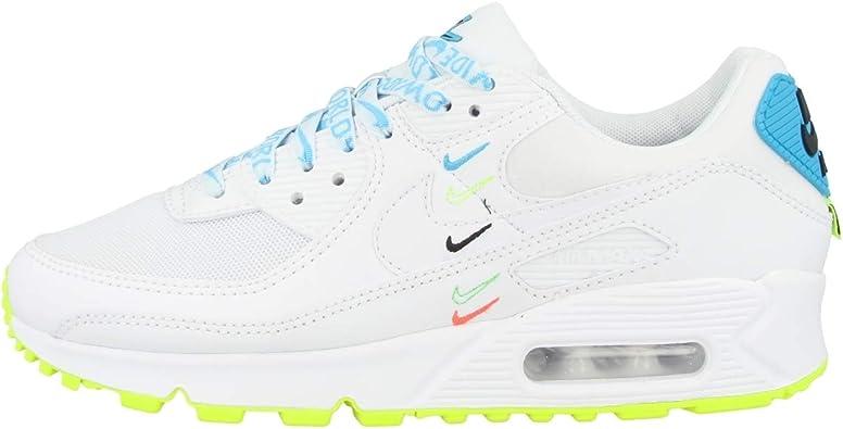 Nike Womens Air Max 90 Se Worldwide Running Shoes