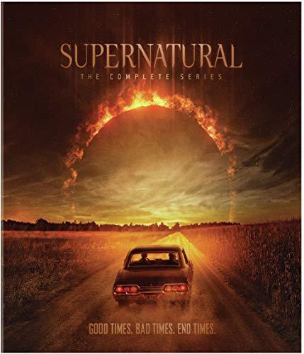 Supernatural Complete Series DVD Set