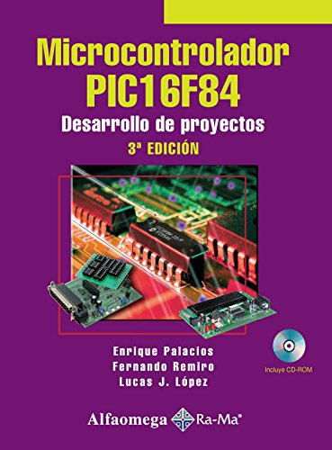 microcontrolador pic 16f84, 3/ed + cd