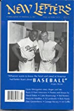 New Letters: a Magazine of Writing & Art, Vol. 68, Nos. 3 & 4 (the Game of Baseball)