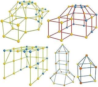 Kit De Construção Fort Para Crianças, 155 Melhores Kits De Construção De Forte Presentes, De Presente Definitivos Para Men...