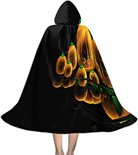 Halloween Costumes Cape for Kids, Role Play Costumes Halloween Decoration