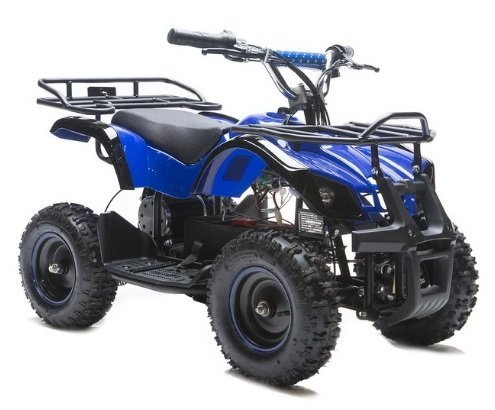 Rosso Motors Kids ATV Kids Quad 4 Wheeler Ride On Utility with 800W 36V Battery Electric Power...