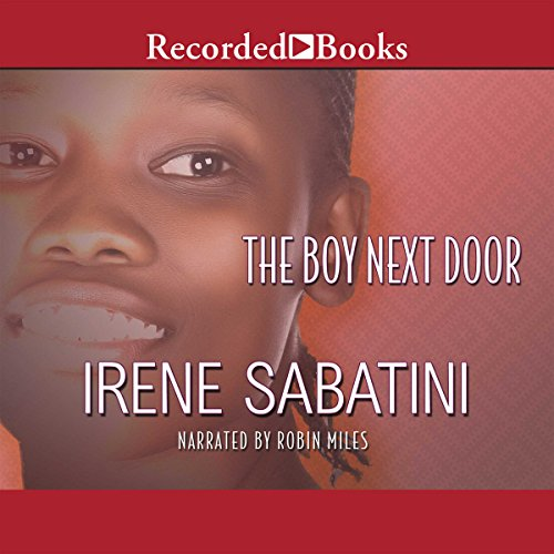 The Boy Next Door audiobook cover art