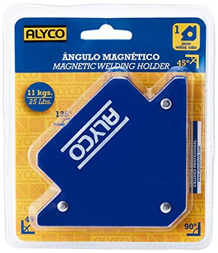 Alyco 197990 Ángulo Magnético, 85 mm