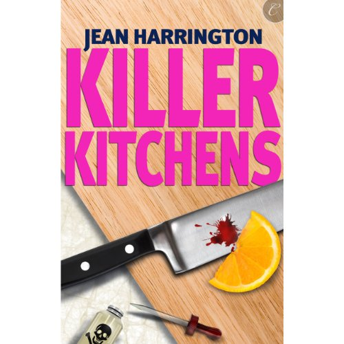 Killer Kitchens audiobook cover art