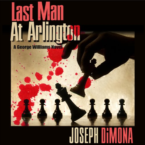 Last Man at Arlington audiobook cover art