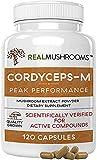 Real Mushrooms Cordyceps Peak Performance...