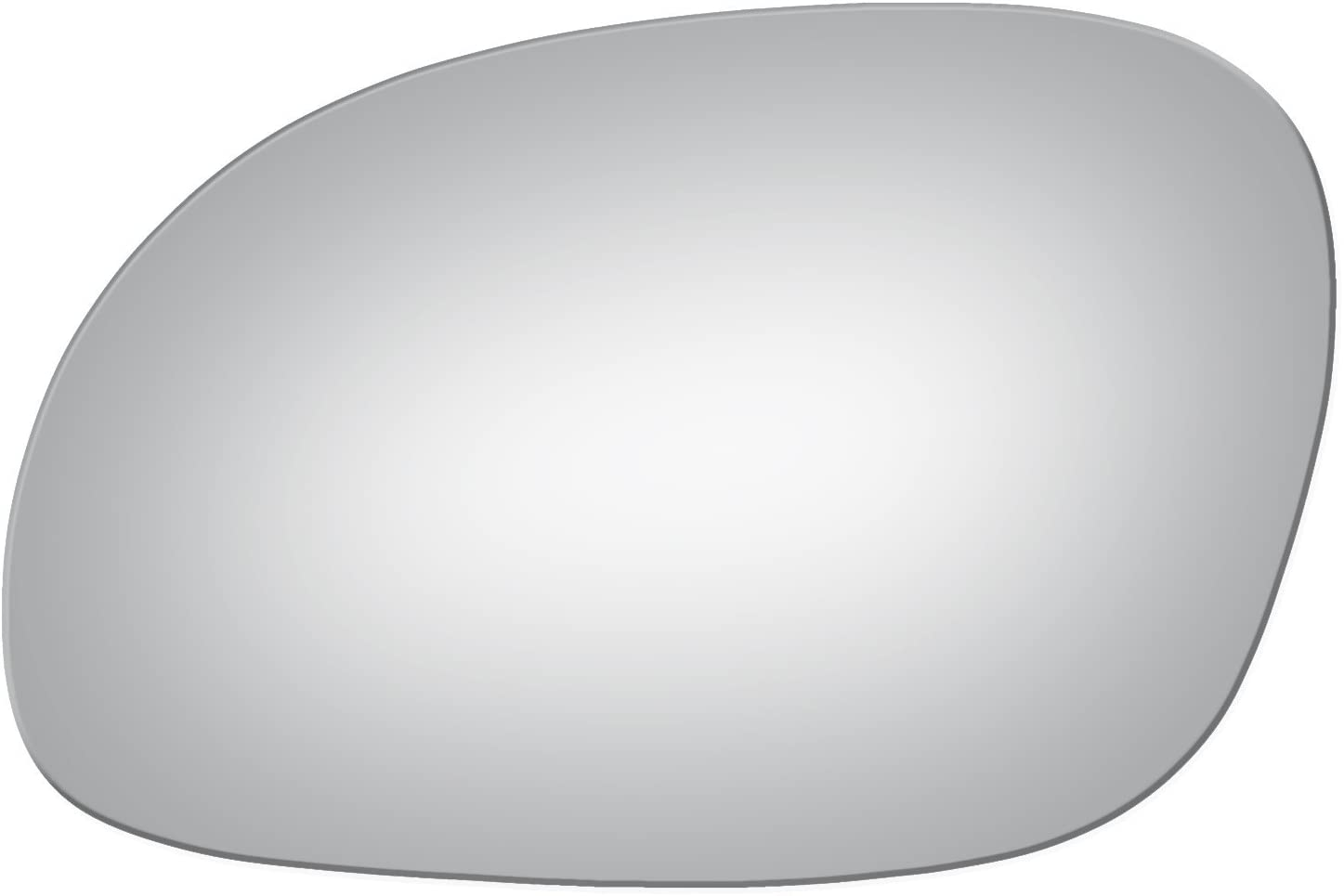 Flat Driver Left Side Replacement for Lin Safety New product! New type and trust 1997-1998 Glass Mirror