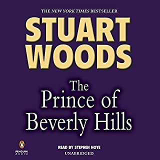 The Prince of Beverly Hills audiobook cover art