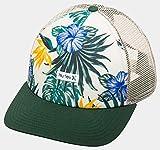 Hurley W OAO Small Box Trucker Hat Gorra, Mujer, Sail, 1SIZE