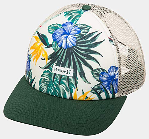Hurley W OAO Small Box Trucker Hat - Gorra Mujer