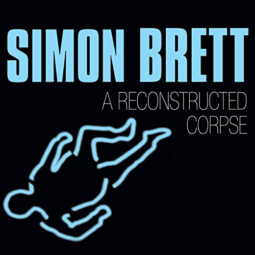 A Reconstructed Corpse audiobook cover art