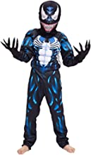 Unisex Venom Costume Cosplay Costume Party Accessories for Kids&Adult