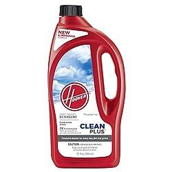powerful HOOVER CleanPlus Carpet Cleaner  Deodorant, 32 oz, AH30335NF