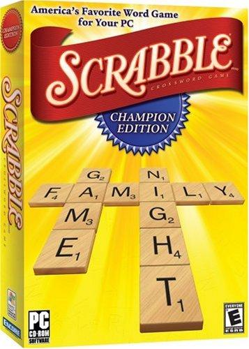 Scrabble Champion Edition [Old Version]