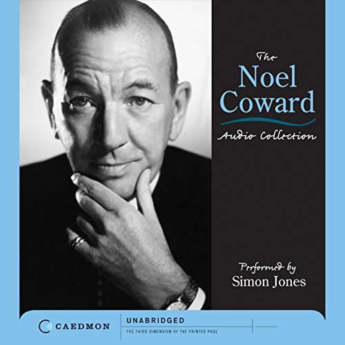 The Noel Coward Audio Collection (Unabridged Selections) audiobook cover art