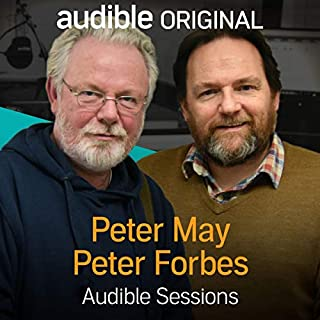 Peter May and Peter Forbes - January 2016 cover art