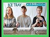 Ice Tray Challenge