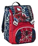 Seven 204001404 Spiderman Zaino Sdoppiabile con Personaggio