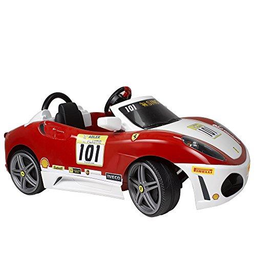 Feber Montable Ferrari F430 Challenge, Color Blanco