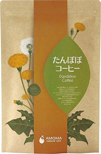 AMOMA(アモーマ) たんぽぽコーヒー 2.5g×30ティーバッグ ■無農薬・国内焙煎ノンカフェインコーヒー