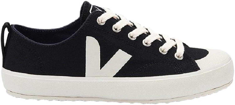 Veja Women's Sneakers Bastille NOVA Black White