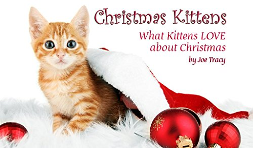 Christmas Kittens - What Kittens LOVE About Christmas: Interactive Edition for Kindle Fire (including HD, HDX), Kindle Voyage, and Tablets or PCs with ... App. Great Christmas Gift! (English Edition)