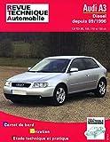 E.T.A.I - Revue Technique Automobile 616.2 - AUDI A3 I - 8L - 1996 à 2000