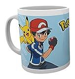 GB eye Ltd, Pokemon, Ash, Tazza