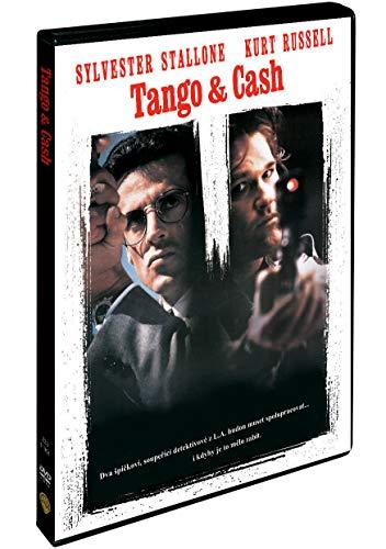 Tango a Cash DVD / Tango & Cash (tschechische version)