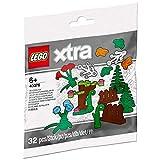 LEGO Xtra Accessori Botanici - 32 Pezzi - 6+ Anni