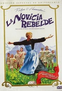 La Novicia Rebelde  The Sound of Music  40th anniversary edition [*Ntsc/region 1 & 4 Dvd Import-latin America] Spanish cover/subtitles